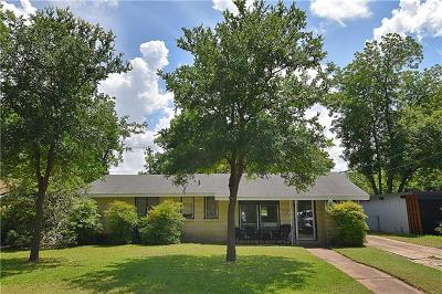 Single Family Home For Sale: 1305 Westmoor Dr