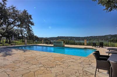 Lago Vista Condo/Townhouse For Sale: 20903 Waterside Dr #6