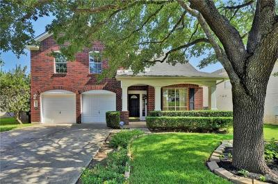 Round Rock Single Family Home For Sale: 5008 Barlow Dr