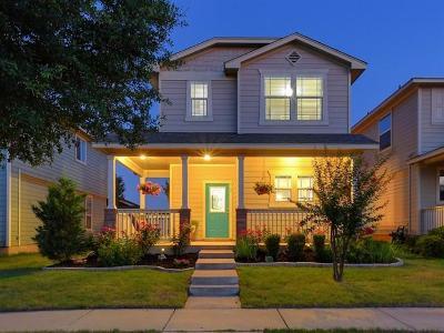 Cedar Park Single Family Home Pending - Taking Backups: 912 Alamo Plaza Dr