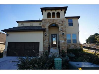 Leander Single Family Home For Sale: 4048 Castella Cv