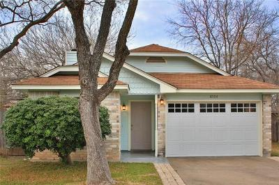 Hays County, Travis County, Williamson County Single Family Home Pending - Taking Backups: 8504 Croydon Loop