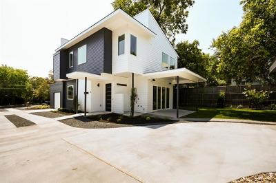 Austin Condo/Townhouse For Sale: 2112 Thornton Rd #B