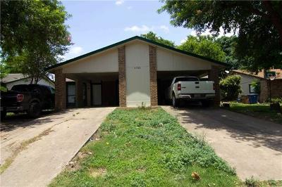 Austin Multi Family Home For Sale: 4702 Rocking Chair Rd