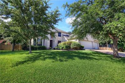 Single Family Home For Sale: 12619 Cloud Mountain Xing
