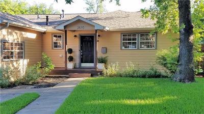 Austin Single Family Home Pending - Taking Backups: 2615 W 49 1/2 St