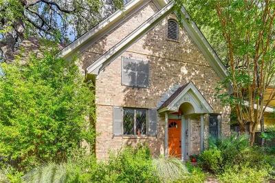Austin Single Family Home For Sale: 610 Upson St
