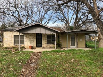 San Marcos Single Family Home For Sale: 2111 River Rd