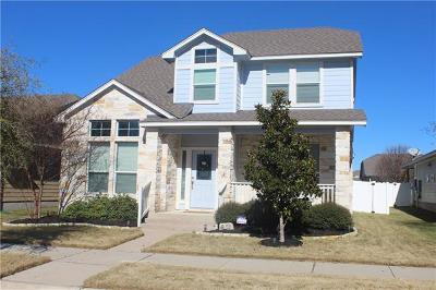 Pflugerville Single Family Home For Sale: 712 Niobrara River Dr