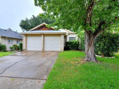 Austin Single Family Home For Sale: 14442 Robert I Walker Blvd