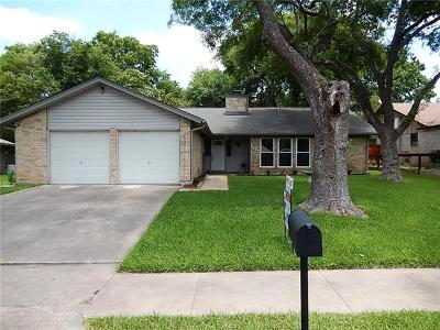 Austin Single Family Home For Sale: 1437 S Meadows Dr