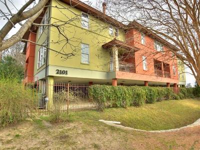 Condo/Townhouse Pending - Taking Backups: 2101 N Lamar Blvd #1