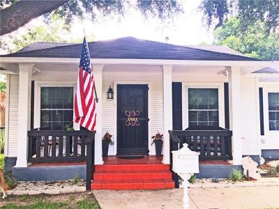 Single Family Home For Sale: 1621 Holly