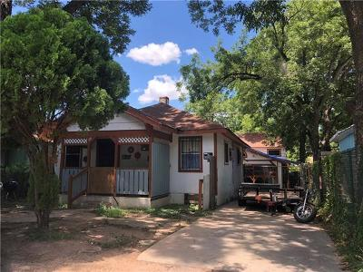 Single Family Home For Sale: 2202 Haskell St