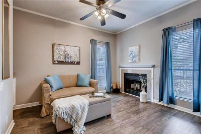 Travis County Condo/Townhouse For Sale: 802 S 1st St #108