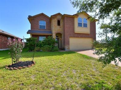 Jarrell Single Family Home For Sale: 221 Biles Ln