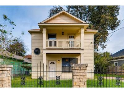 Single Family Home For Sale: 1906 Garden St #A