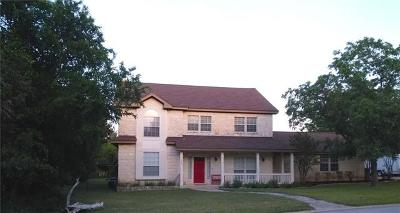 Austin Single Family Home For Sale: 1403 Bowie Rd