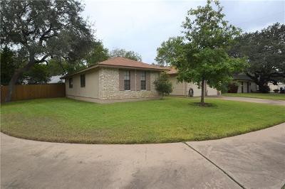 Austin TX Single Family Home For Sale: $330,000