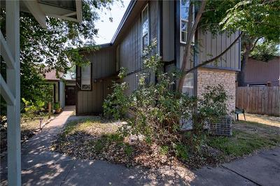Austin Condo/Townhouse Pending - Taking Backups: 6907 Lovely Ln