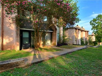 Austin Condo/Townhouse For Sale: 2703 Northeast Dr #A