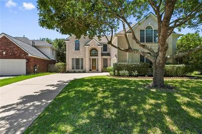 Hays County, Travis County, Williamson County Single Family Home For Sale: 6405 Nasoni Cv