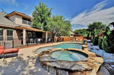Georgetown Single Family Home For Sale: 104 Lady Bird Cv