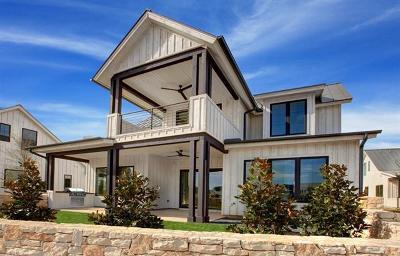 Spicewood Single Family Home For Sale: 19517 Flying J Blvd #5