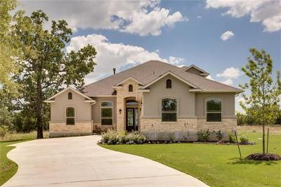 Driftwood Single Family Home For Sale: 432 Sapling Dr