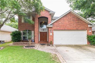 Cedar Park Single Family Home Pending - Taking Backups: 2310 Clover Ridge Dr