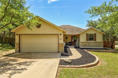 Dripping Springs Single Family Home Pending - Taking Backups: 9900 Little Creek Cir
