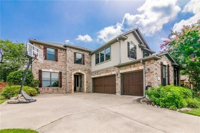 Hays County, Travis County, Williamson County Single Family Home For Sale: 7732 Haggans Ln