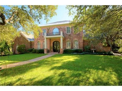 Single Family Home For Sale: 4301 Shadow Oak Ln
