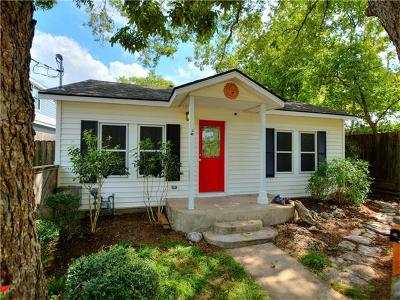 Austin Single Family Home For Sale: 4205 Clawson Rd