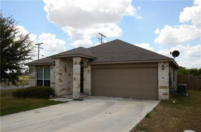 San Marcos Single Family Home For Sale: 504 Capistrano Dr