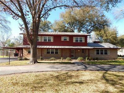 New Braunfels Single Family Home For Sale: 1243 River Acres Dr