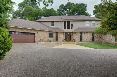 Bastrop County Single Family Home For Sale: 750 E Riverside Dr