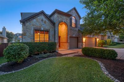 Round Rock Single Family Home For Sale: 4514 Wandering Vine Trl