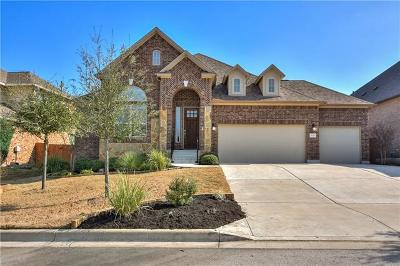 Single Family Home For Sale: 5521 Cherokee Draw Rd