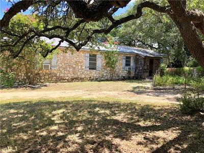 Dripping Springs Single Family Home Pending - Taking Backups: 2501 Martin Rd
