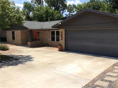 Hays County, Travis County, Williamson County Single Family Home For Sale: 2805 N Silverway Dr S