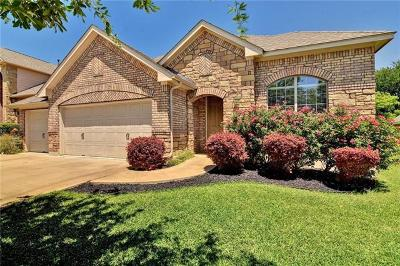 Cedar Park Single Family Home For Sale: 1310 Ravensbrook Bnd
