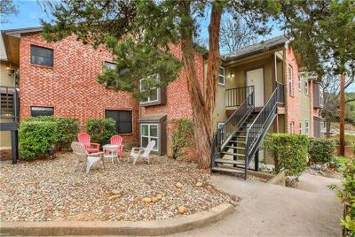 Travis County Condo/Townhouse Pending - Taking Backups: 3604 Clawson Rd #304
