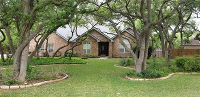 New Braunfels Single Family Home For Sale: 1016 Cap Rock Hl