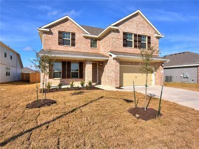 Hutto Single Family Home For Sale: 1002 Lauren Way
