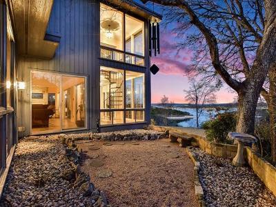 Lago Vista Single Family Home Active Contingent: 18306 Austin Blvd
