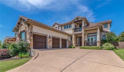 Austin Single Family Home Pending - Taking Backups: 606 Horseback Holw