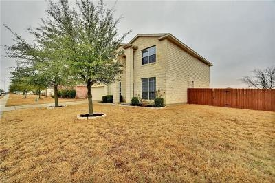 Pflugerville Single Family Home Pending - Taking Backups: 18901 Edinburgh Castle Rd