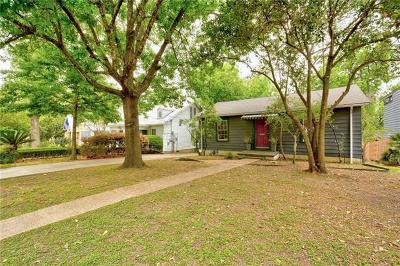 Single Family Home For Sale: 1706 Hartford Rd