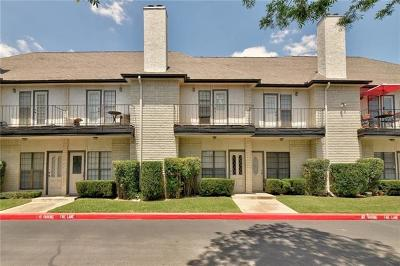 Austin Condo/Townhouse For Sale: 1307 Kinney Ave #141